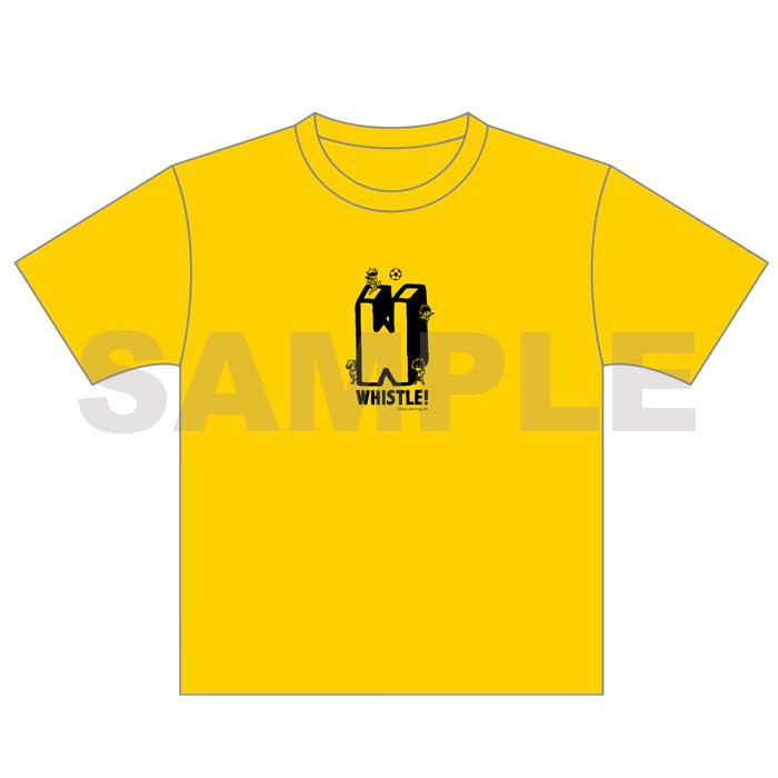 Tシャツ「WHISTLE!」